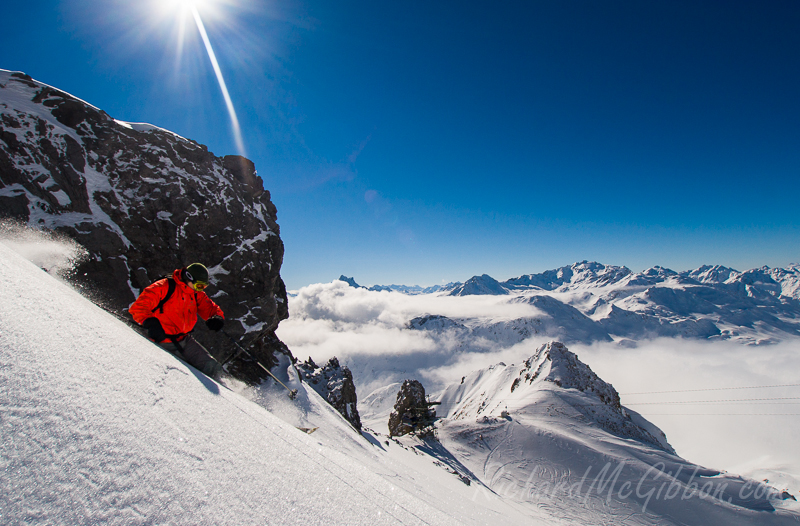 Jacob Slot, St. Anton Am Arlberg, Austria