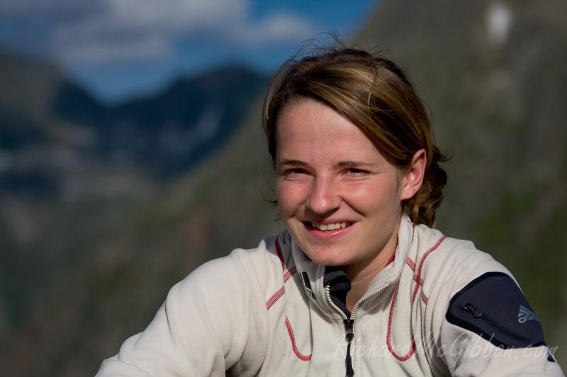 Climber, Barbara Zangerl