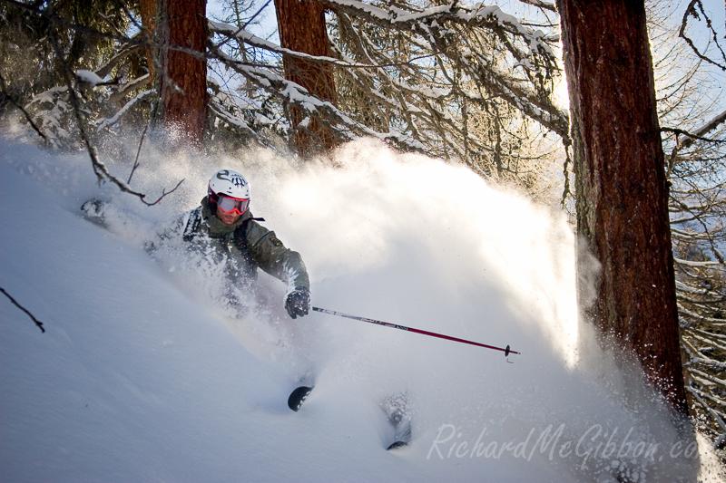 Sam O'Keeffe, Skier