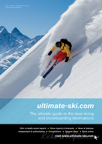 Ultimate Ski Advertisement