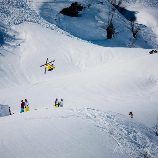 Spring Sessions in St. Anton