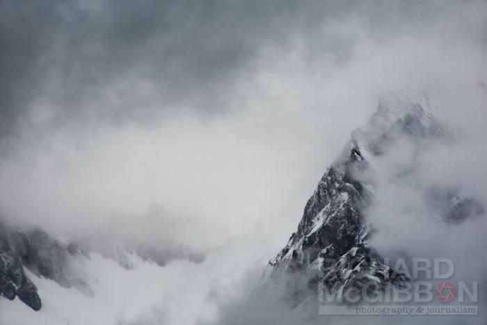 Rainy days in Austria