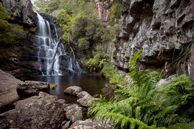 Kalang Falls, New South Wales, Australia