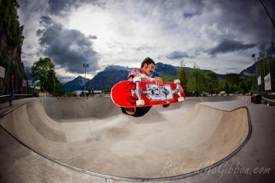 Chris Cab, Brixlegg, Austria