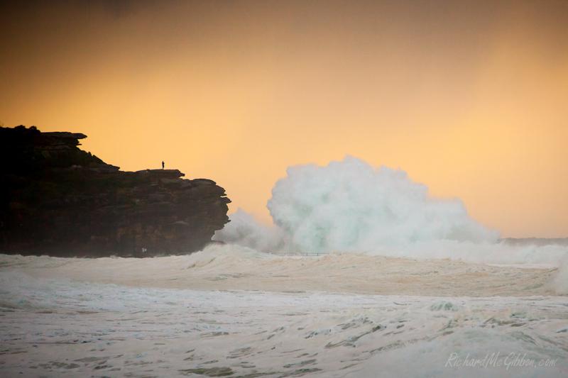 Surfing Deadmans and Wild Weather