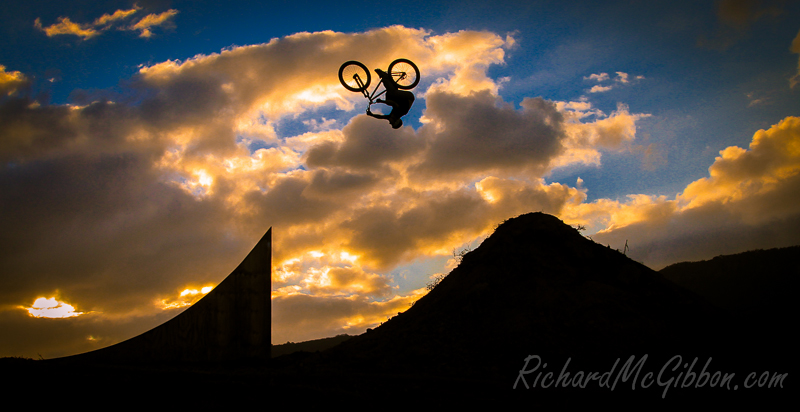 Shorty Gilyeat, Backflip, Greenvalleys, Australia