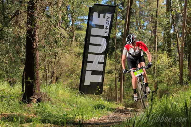 Thule B24 Mountain Bike Race
