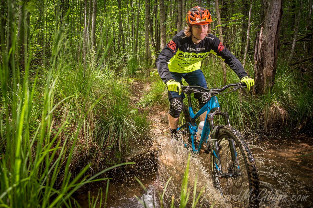 Aiden Varley: Downhill MTB