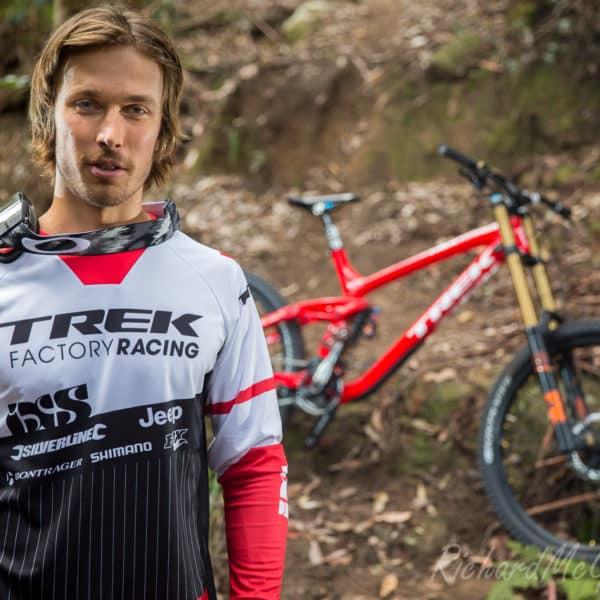 Graeme Mudd, Trek Downhill Team