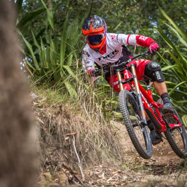 Graeme Mudd, Trek Downhill Team