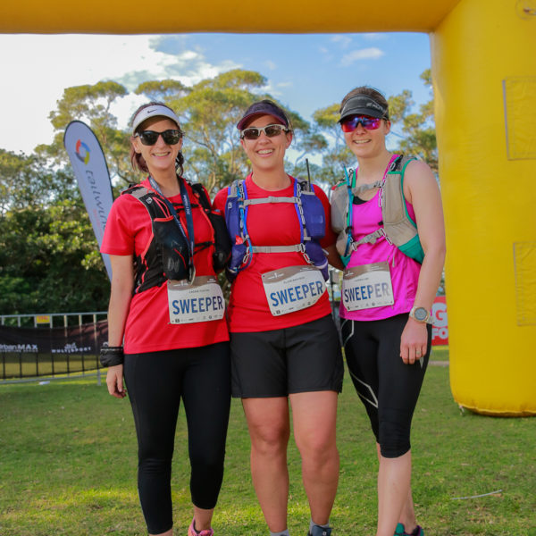 Maximum Adventure's Coastal Classic trail run in the Royal National Park, Sydney, 2017