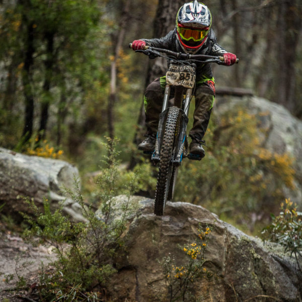 Redass Downhill State Series final, Lithgow, 2017