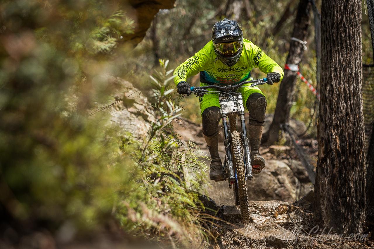 Redass Downhill: Lithgow