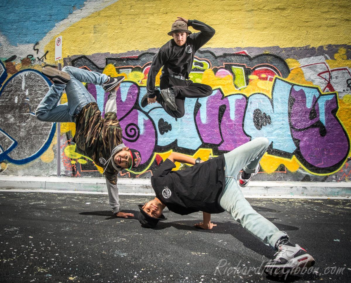 Ryugi Crew, Sydney, Australia