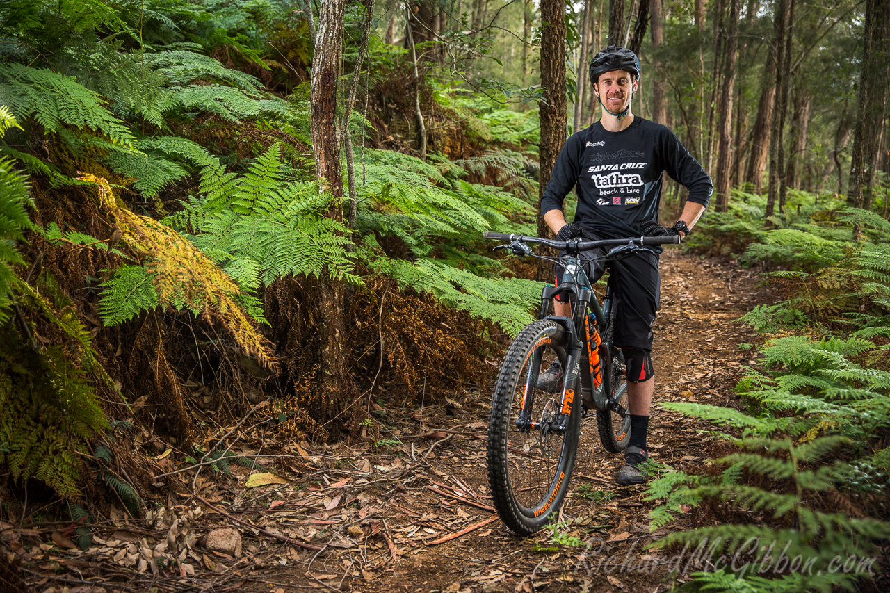 Scott Graham: Mountain Biker