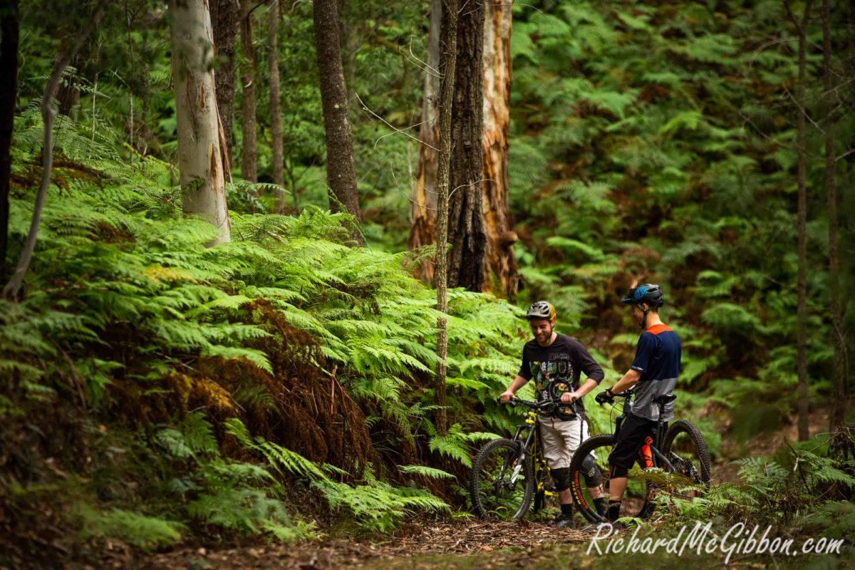 The trailshare experience is all about time with friends