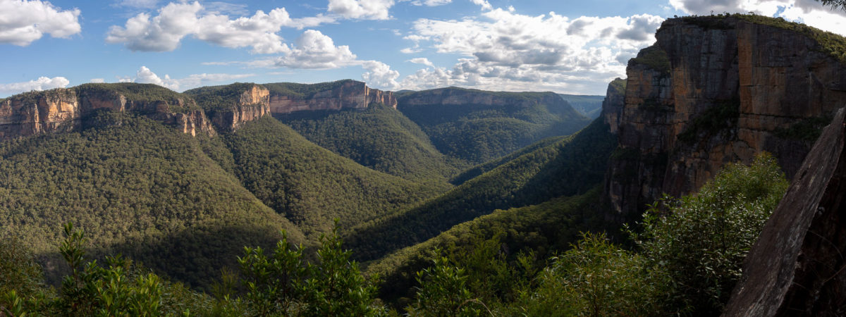 Blue Mountains Panoramic