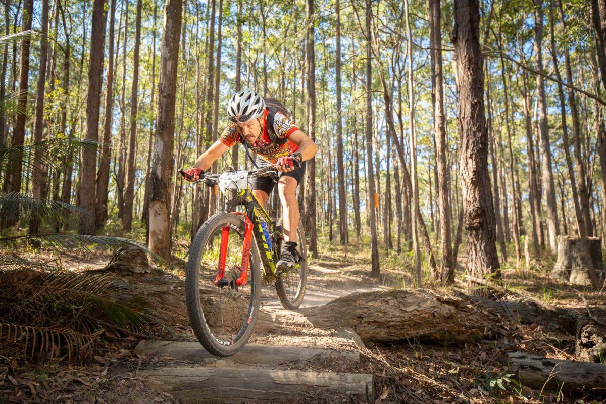 Coondoo MTB trails